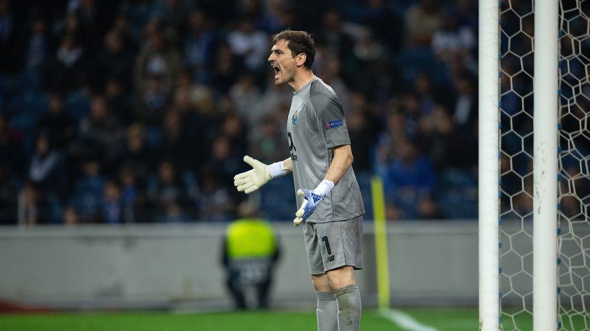 Iker Casillas im April 2019