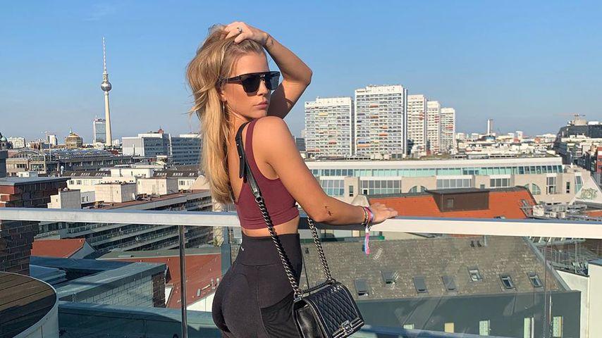 """""""Keine Wünsche mehr"""": So ist Ina Aogas Leben als Spielerfrau"""