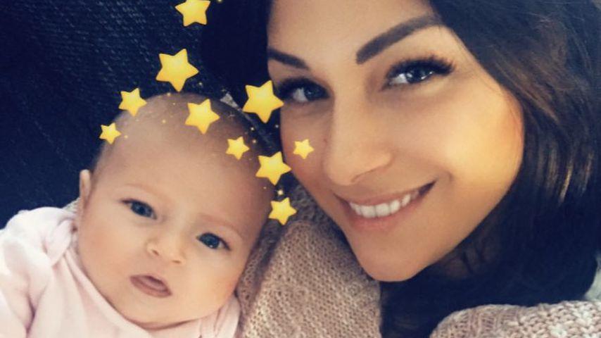 Inci Sencer staunt: So groß ist Baby Mila Jolie jetzt schon!