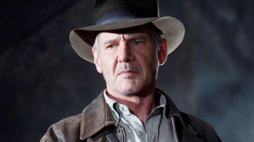"""Indiana Jones""-Sensation: Ist Harrison Ford raus?"