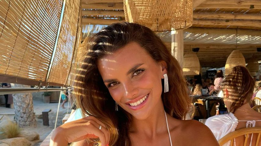 Influencerin Stefanie Brigon