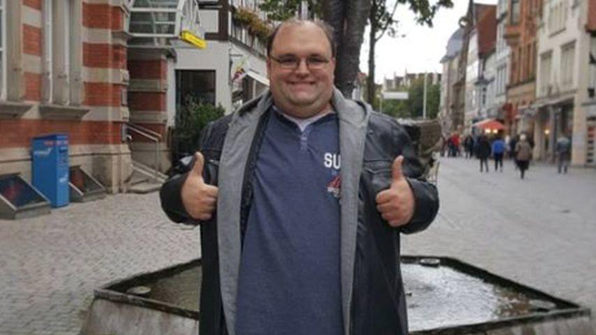 15 Kilo mehr: Ingo wegen Lungenkrankheit im Gewichts-Kampf