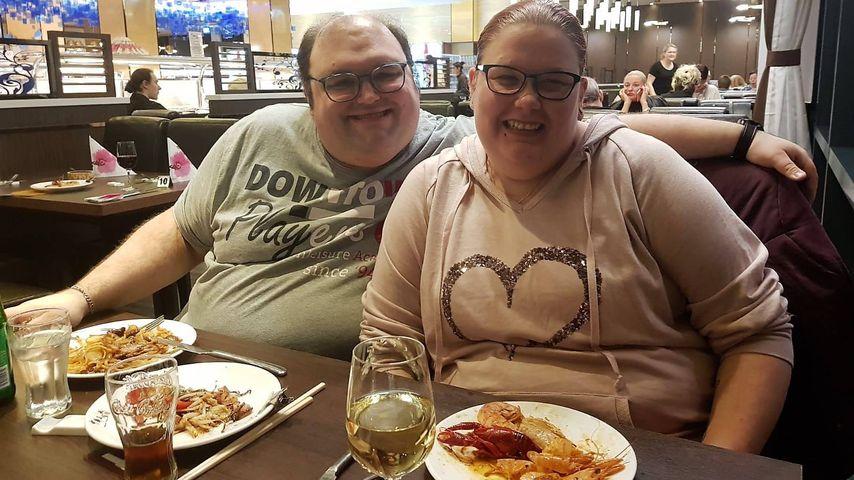 Ingo und Annika im Februar 2020