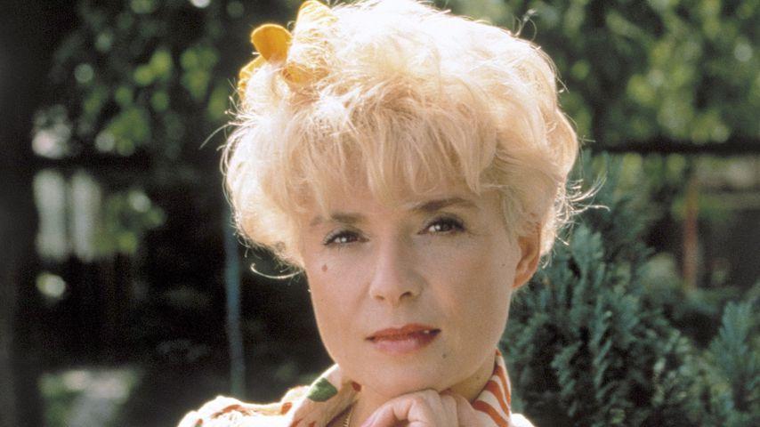 Schauspielerin Ingrid Steeger, 1988