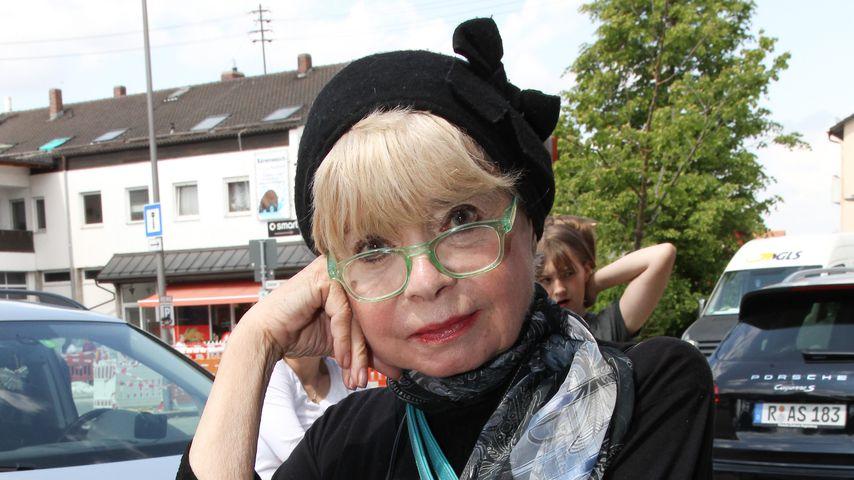 Freund gibt zu: Ingrid Steeger braucht professionelle Hilfe