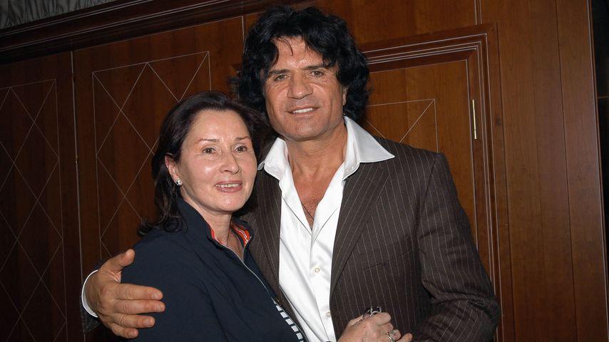 Ingrid und Costa Cordalis bei der Geburtstagsfeier von Tony Marshall