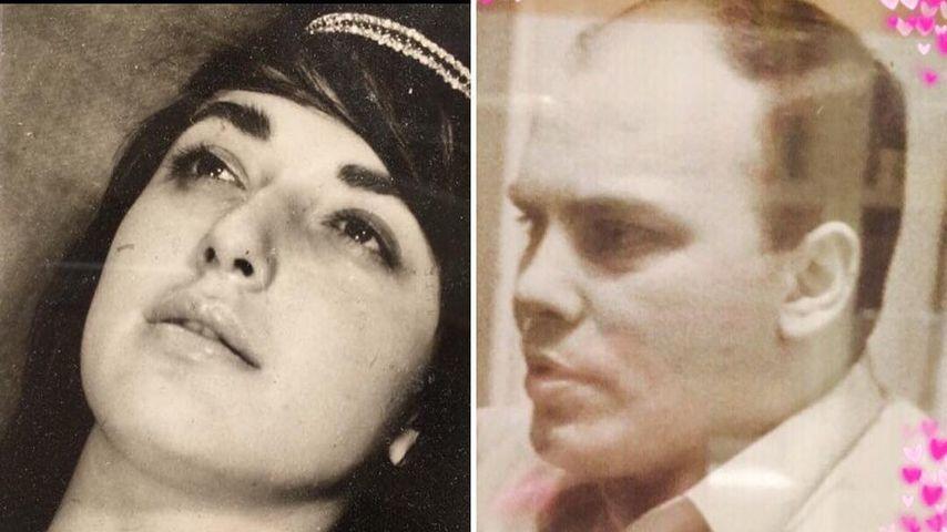 Instagram-Collage von Schauspielerin Natascha Ochsenknechts Eltern
