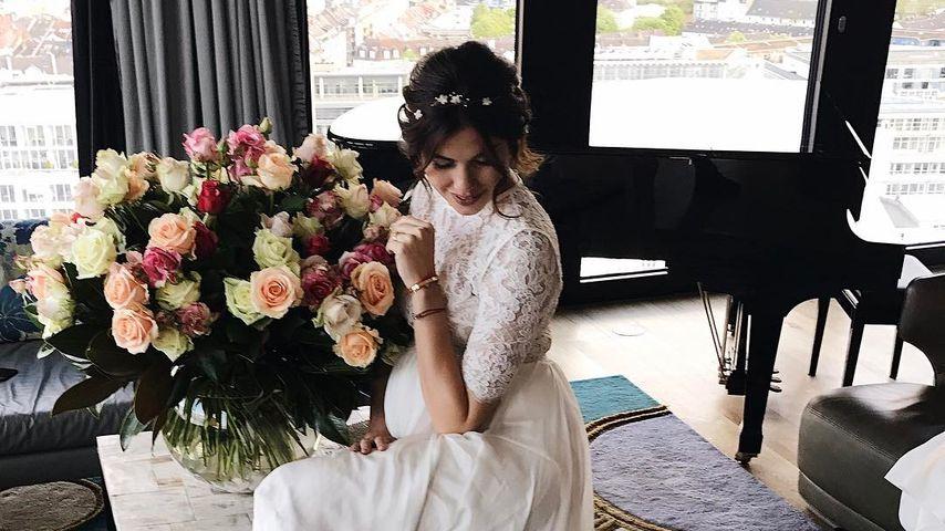 GNTM-Star Ira Meindl: So traumhaft schön war ihre Hochzeit