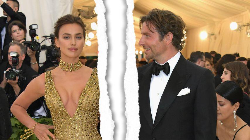 Nach Krise: Bradley Cooper & Irina Shayk endgültig getrennt