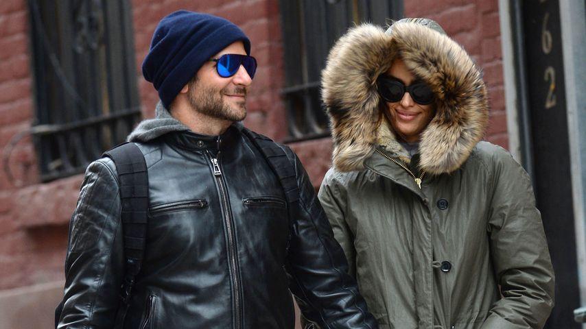 Liebes-Versteckspiel: Was läuft bei Bradley Cooper & Irina?