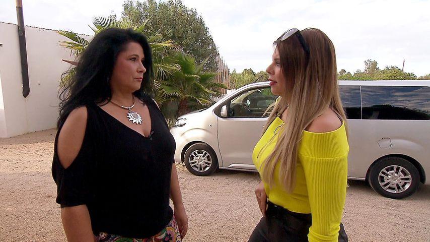 "Iris Klein und Jenny Frankhauser bei ""Familienglück auf Mallorca"""