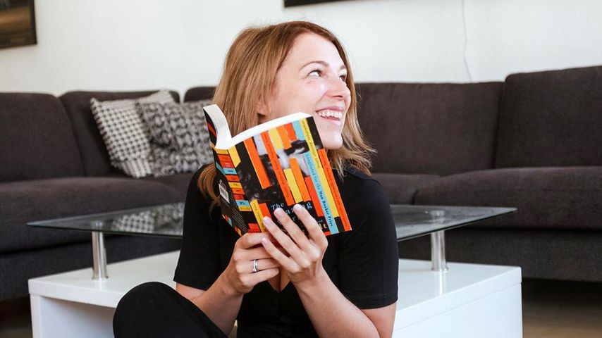 Die GZSZ-Darstellerin Iris Mareike Steen