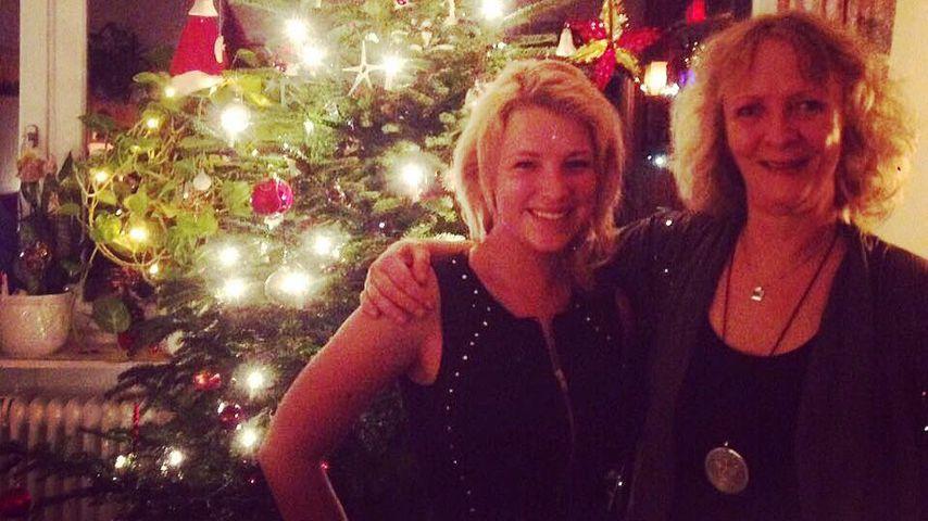 Stolze Tochter: Iris Mareike Steen gratuliert Mama zum B-Day