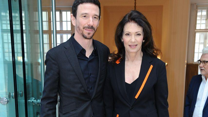 Iris Berben und Oliver Berben