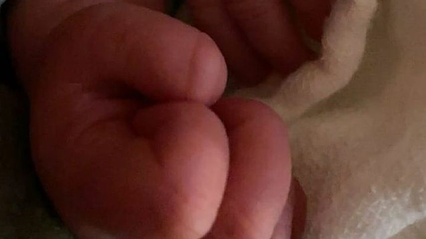 Iris und Peter Kleins sechstes Enkelkind