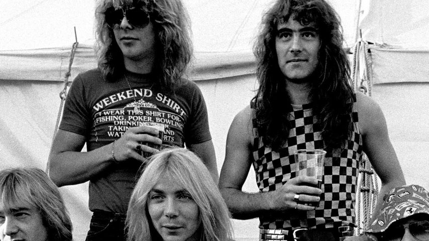 Iron Maiden, Heavy-Metal-Band