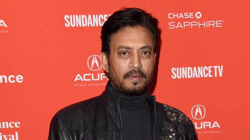 "Mit 53: ""Slumdog Millionaire""-Star Irrfan Khan ist tot"