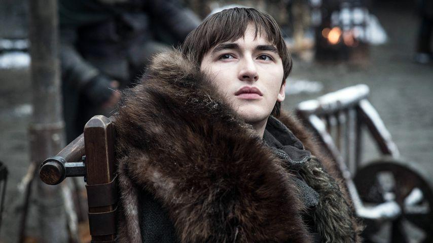 "Isaac Hempstead-Wright als Bran Stark in ""Game of Thrones"", Staffel 8"