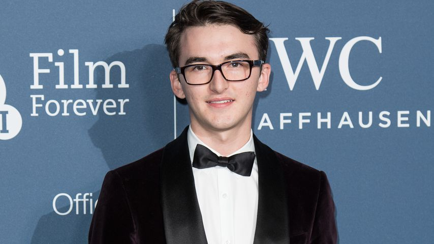 "Isaac Hempstead-Wright, Bran-Darsteller bei ""Game of Thrones"""