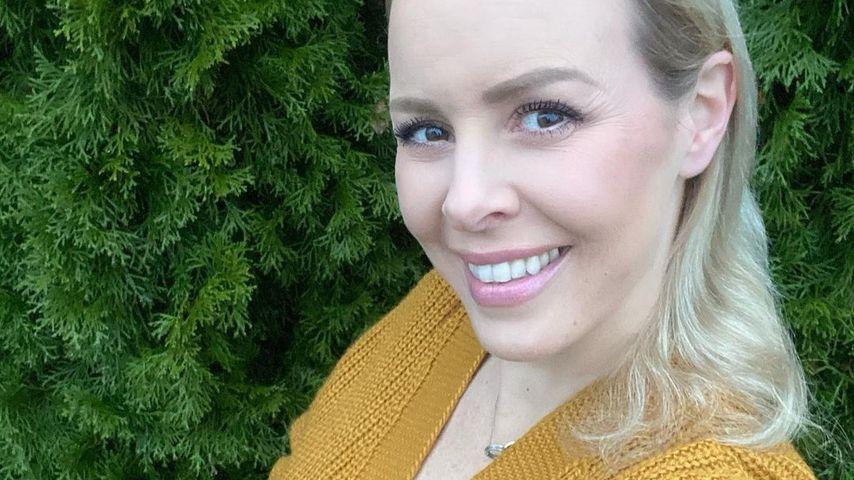 """""""Mehr zugenommen"""": Isabel Edvardsson über 2. Schwangerschaft"""