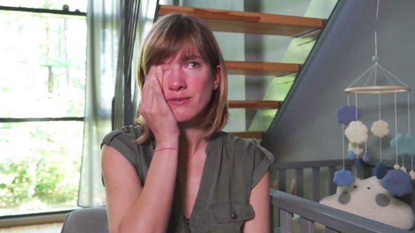 Wein-Video: Isabell Horn nach 3 Mama-Monaten völlig fertig!