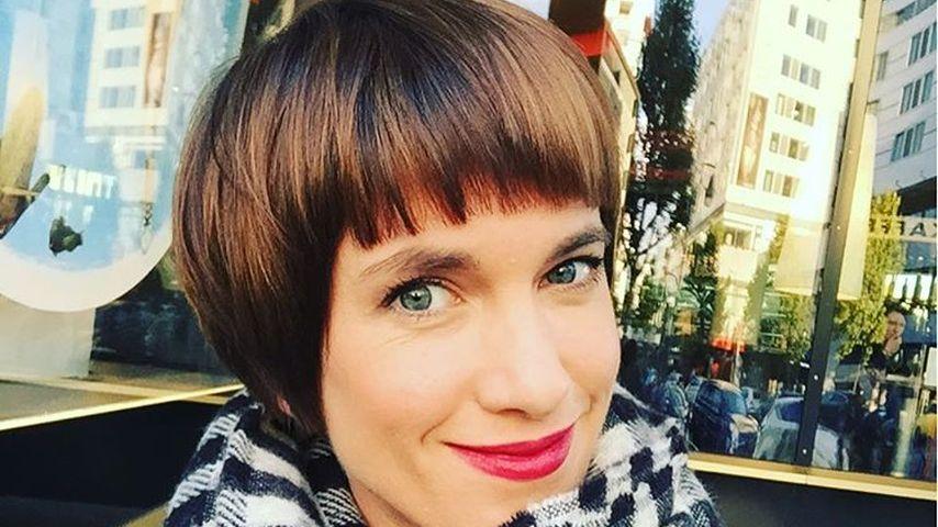Stil-Wandel: Isabell Horn zeigt ihre neue Helmfrisur!
