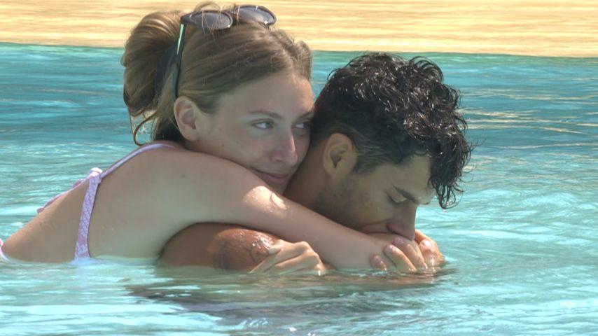 """Nach Kuss: Krise bei """"Love Island""""-Isa und Dennis hält an"""