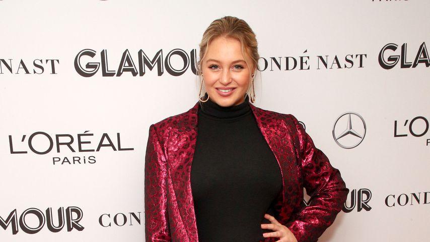 Iskra Lawrence in New York, November 2019