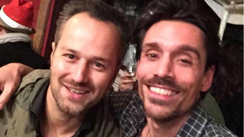 GZSZ-Wiedersehen: Machen Philipp & Ismail gemeinsame Sache?