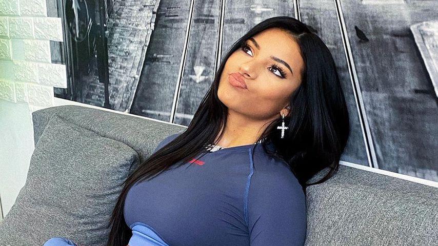 Ivana Santacruz ehrlich: Sie hat Brüste vergrößern lassen!