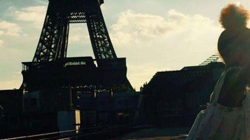 Beyoncé und Jay-Z: Familienglück am Eiffelturm