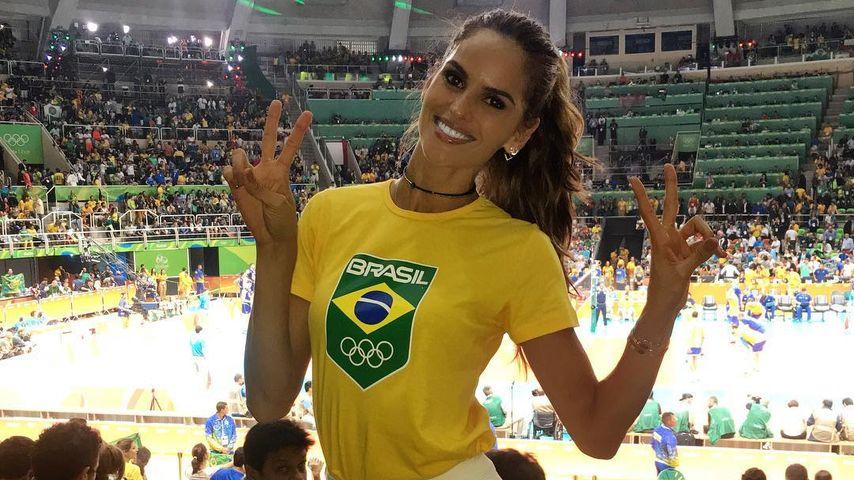 Izabel Goulart bei Olympia 2016