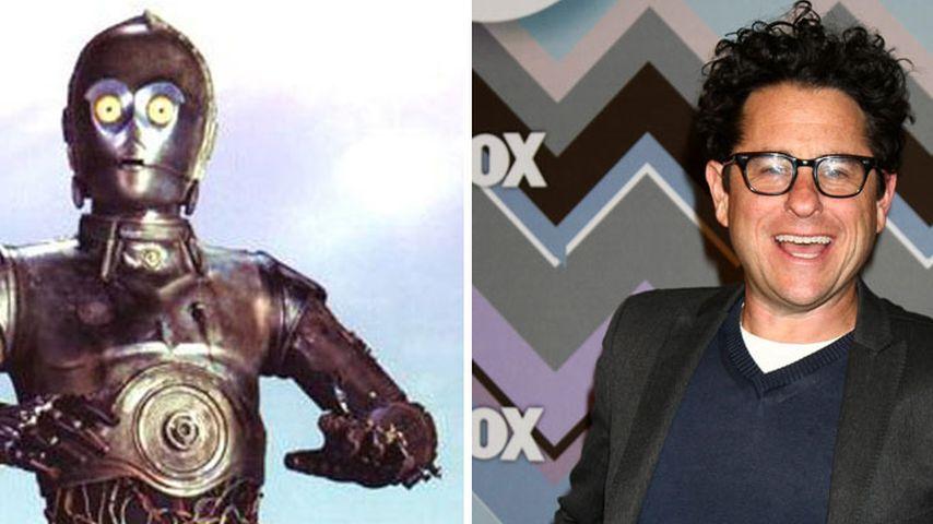"Übernimmt J. J. Abrams ""Star Wars VII""?"