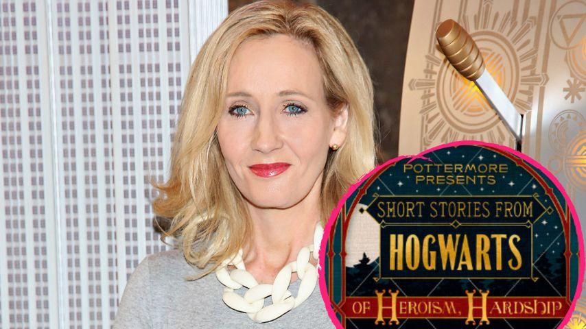 """Also doch! Drei neue """"Harry Potter""""-Bücher von J.K. Rowling"""