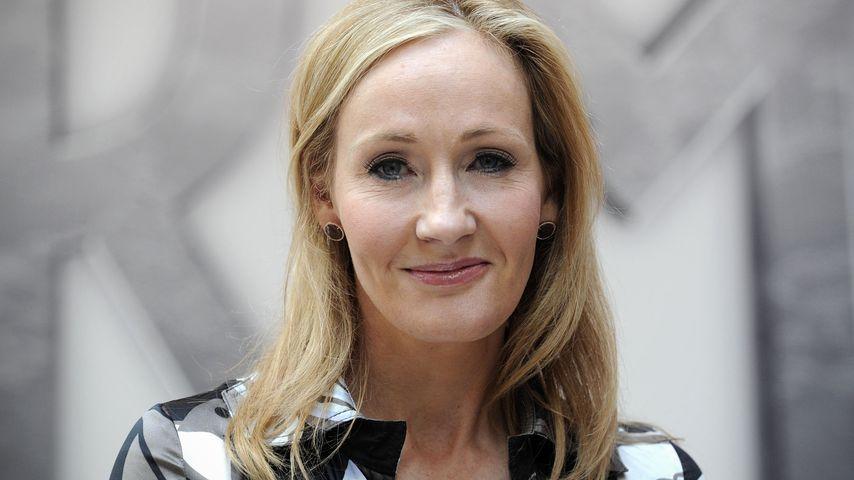 J.K. Rowling bei einem Event in London im Juni 2011