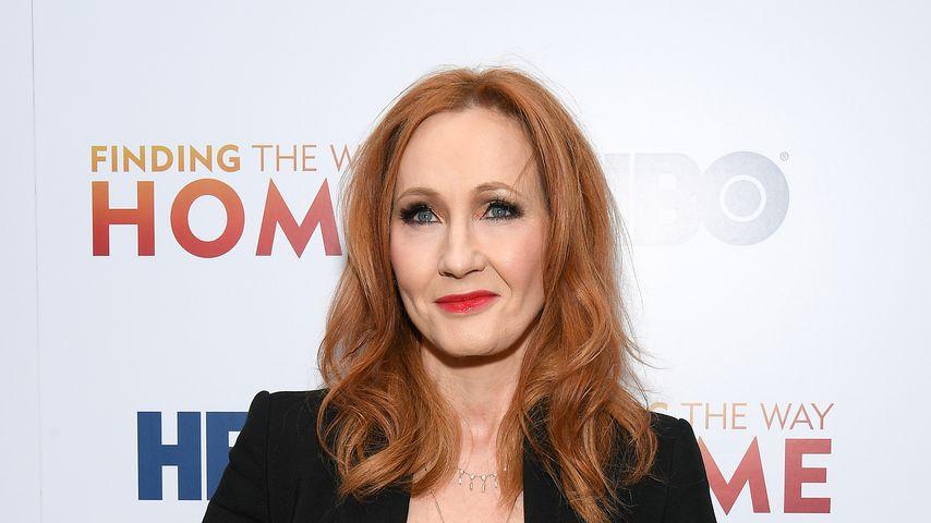 Nach Trans-Tweets: J.K. Rowling mit Vergewaltigung bedroht