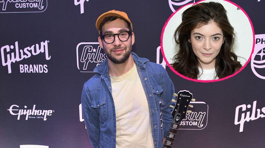 Ist Lena Dunhams Ex echt mit Lorde zusammen? Das sagt er!