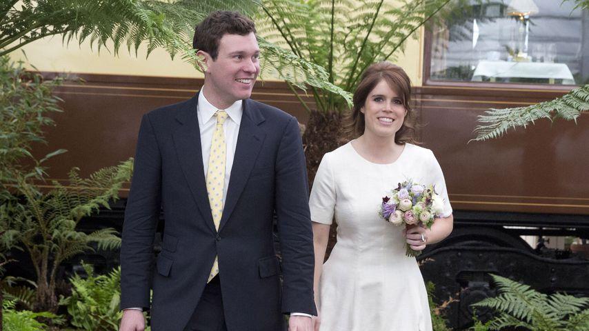Prinzessin Eugenies Hochzeit im TV: Diese Fernsehsender übertragen