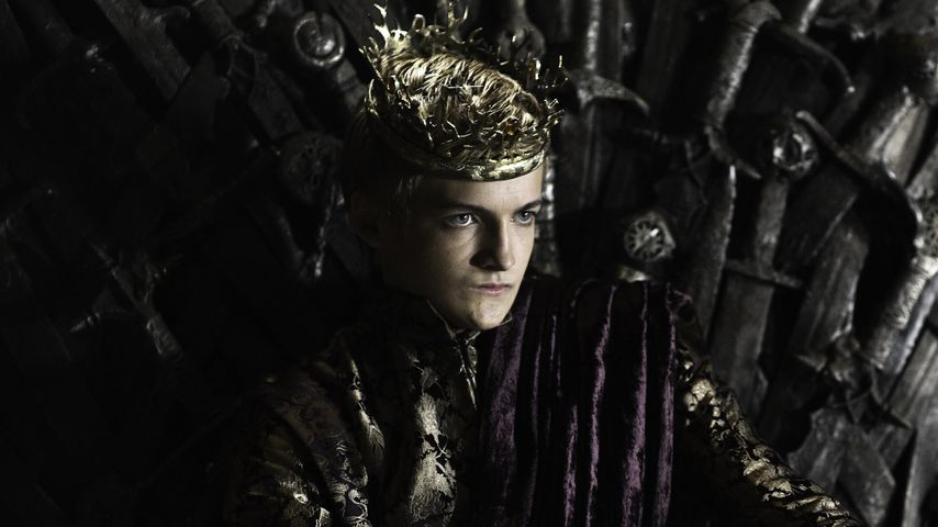 "Jack Gleeson als Joffrey Baratheon in ""Game of Thrones"""