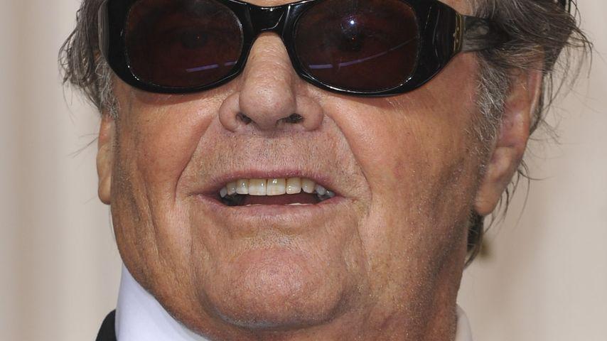 Jack Nicholson bei den Oscars 2013