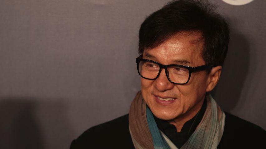 Jackie Chan bei der amfAR Hong Kong Gala
