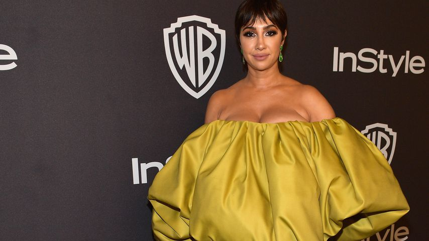 Jackie Cruz bei der Golden Globes-Aftershowparty 2019