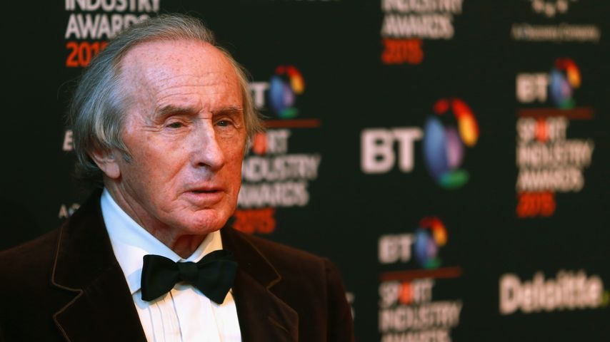Jackie Stewart, 2015 in London