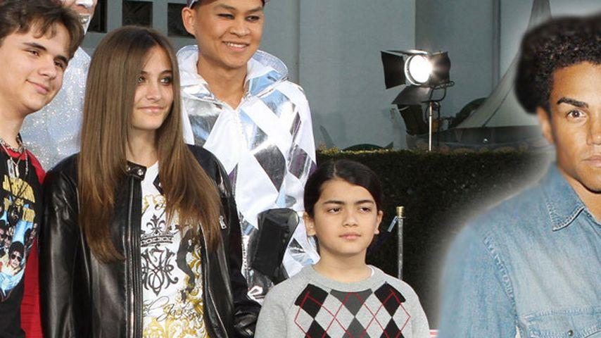 Jackson-Kids wollen Kardashians Ersten als Vormund