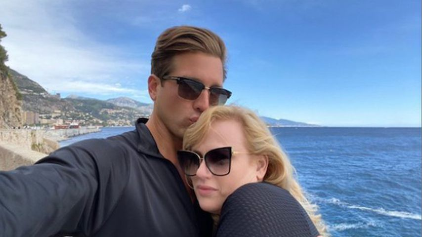 Jacob Busch und Rebel Wilson in Monaco 2020