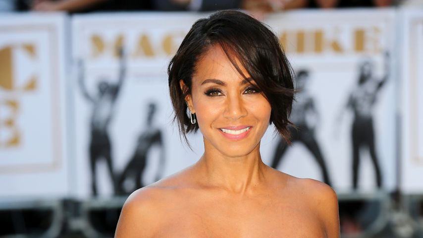 "Jada Pinkett-Smith, bei der Premiere von ""Magic Mike XXL"""