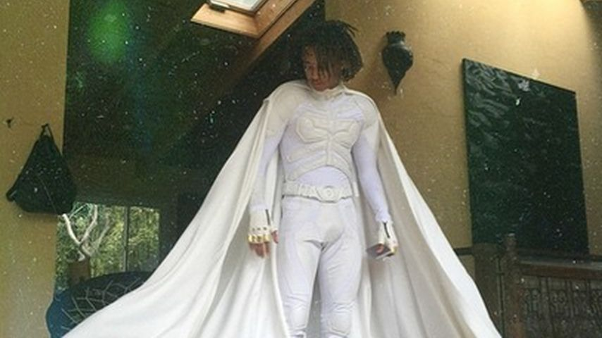 Batmans Rückkehr: Jaden Smith flattert auf Abschluss-Ball