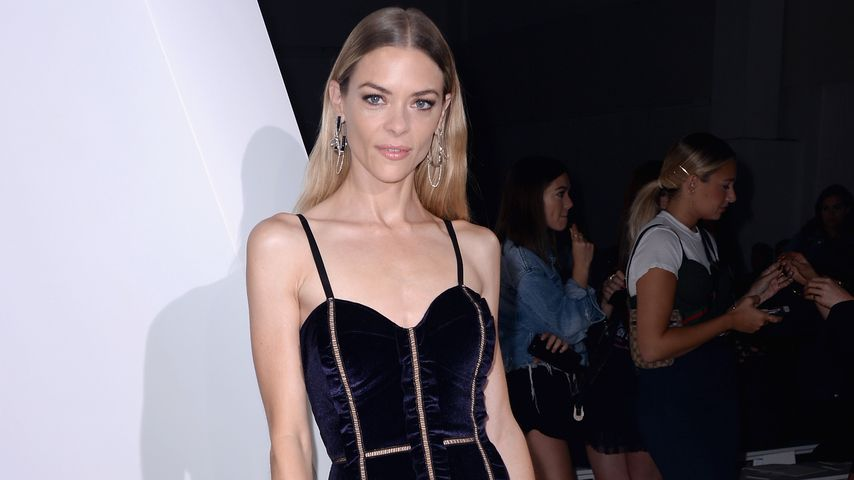 Jaime King bei der New York Fashion Week