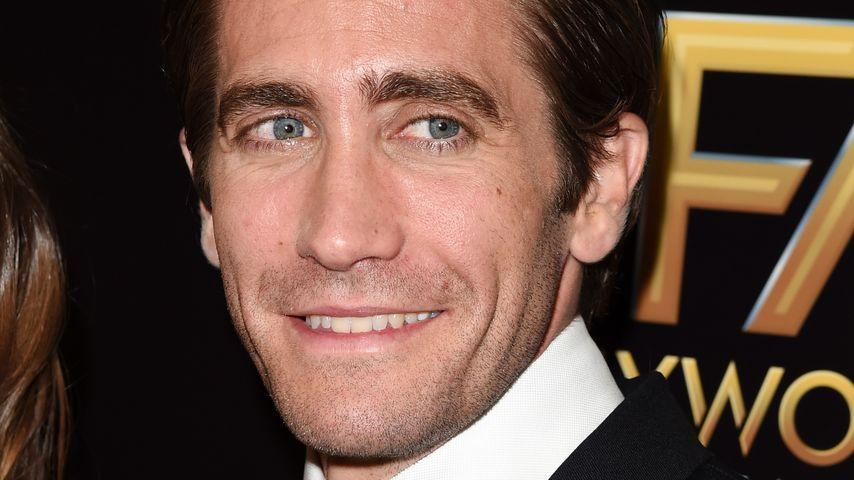 Der Bart ist ab! Jake Gyllenhaal zeigt sich kahlgeschoren