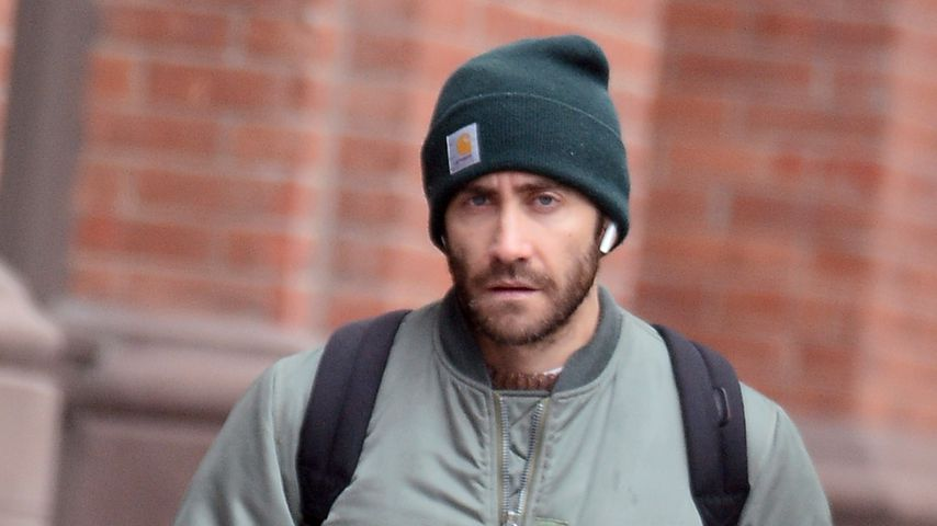 Jake Gyllenhaal in New York